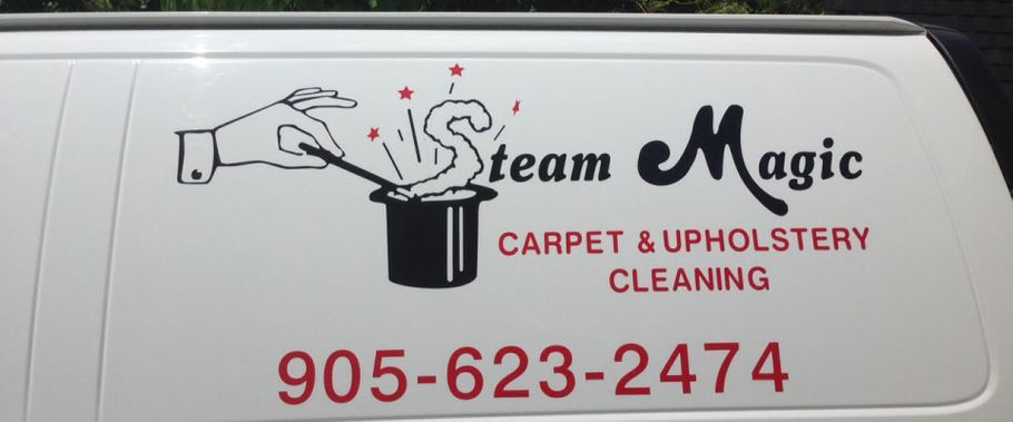 Steam Magic | Carpet & Upholstery Cleaning